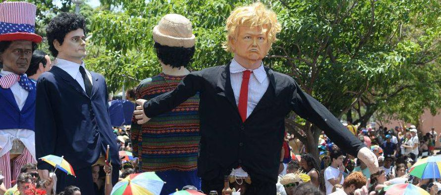Desde el presidente de Estados Unidos, Donald Trump, hasta el astro argentino Lionel Messi o el...