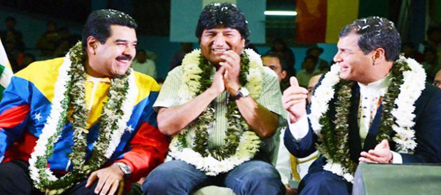 En América Latina, Gobiernos como los de Rafael Correa en Ecuador, el comandante Daniel Ortega en...