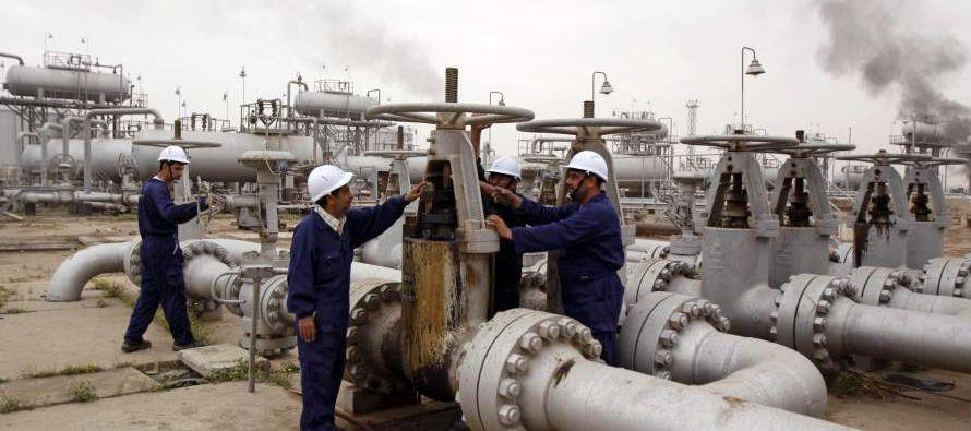 Cuando la OPEP se unió en noviembre a productores fuera del bloque para acordar un recorte...
