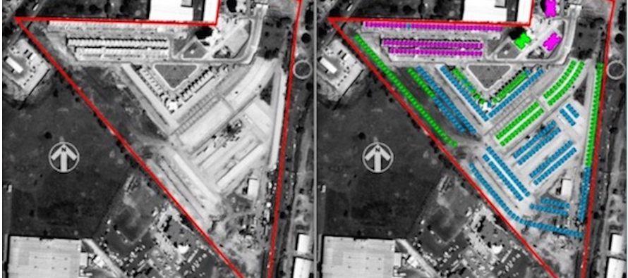 Es altamente inusual que la SEC use imágenes satelitales para documentar el fraude contable. La...