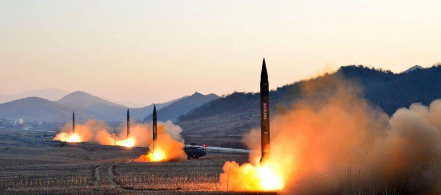 China ha aumentado la presión sobre Corea del Norte, su antiguo aliado comunista, para que renuncie...