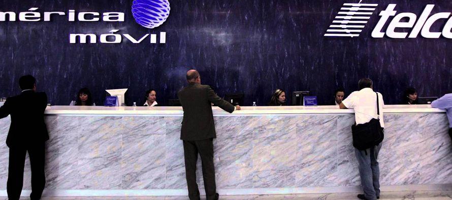 La compañía controlada por el magnate Carlos Slim informó en un boletín haber recibido la...