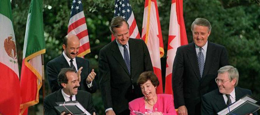 El actual secretario de Comercio de Estados Unidos, W. Ross, ha planteado que la renegociación del...