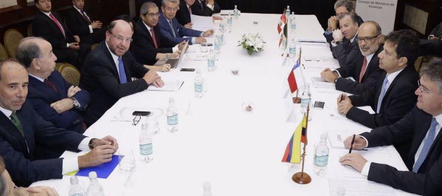 El objetivo del encuentro, convocado por Chile como presidente temporal del mecanismo de...