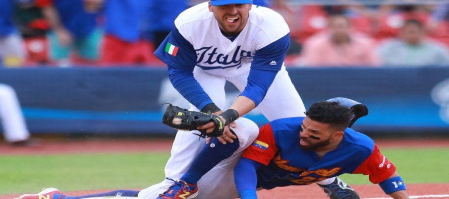 """""""Venezuela le ganó a una selección estadounidense, que tenía el nombre de Italia, que nadie se..."""