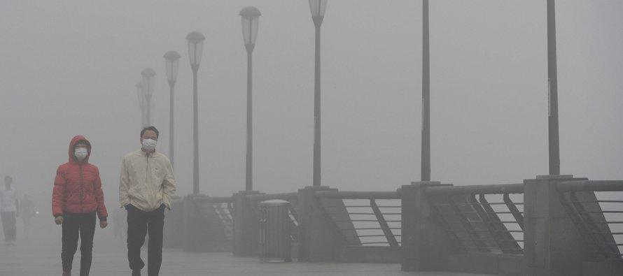 Los expertos, encabezados por el profesor Yufei Zou, analizaron las condiciones atmosféricas que...