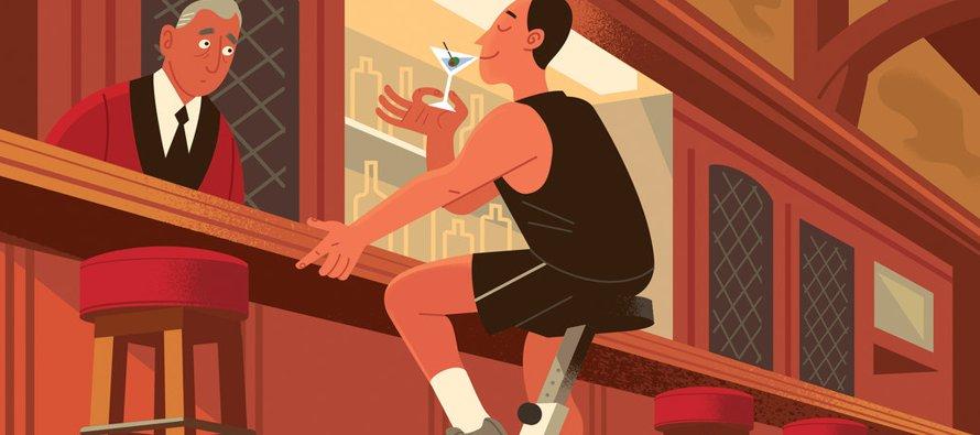 Después de las fiestas decembrinas suelo escuchar a personas que culpan al alcohol por sus kilos de...