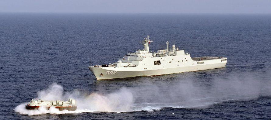"""La portavoz pidió al Gobierno nipón que """"no haga nada que pueda dañar la paz y la..."""