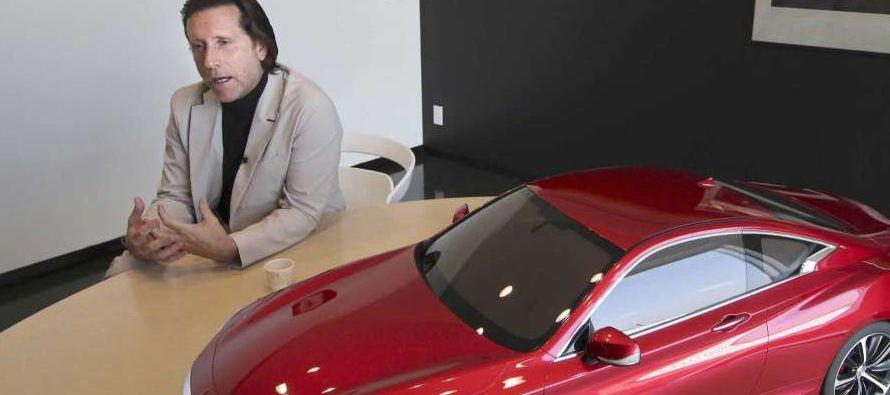 """""""Para mí un auto es como un sueño, algo más que tuercas y tornillos"""", declaró Albaisa en..."""