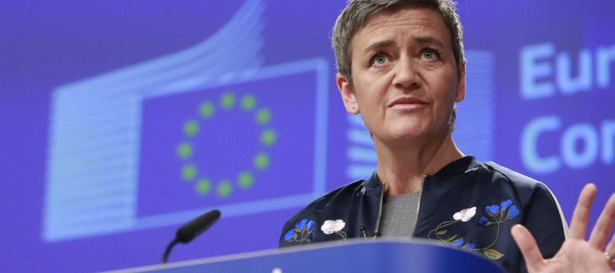 La primera ministra británica, Theresa May, iniciará la negociación con Bruselas con gran presión...