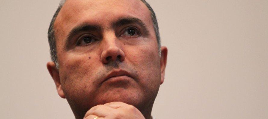El secretario de Economía de México, Ildefonso Guajardo, y el de Comercio de Estados Unidos, Wilbur...