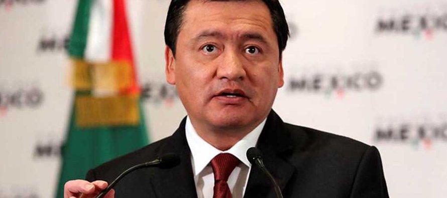 En un acto público celebrado en la Ciudad de México, Osorio defendió que el regreso de...