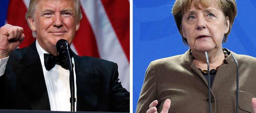 El establecimiento de relaciones será un asunto secundario pero importante. Merkel tenía una...