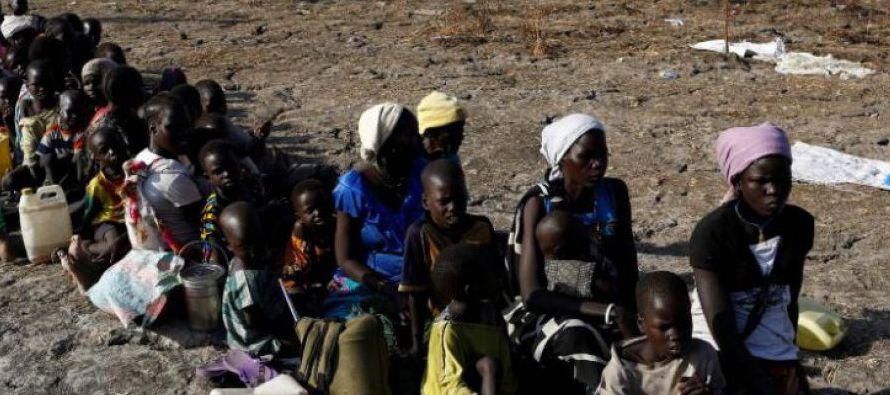 El flujo de refugiados sursudaneses ha ido en aumento en los últimos ocho meses a la par del...
