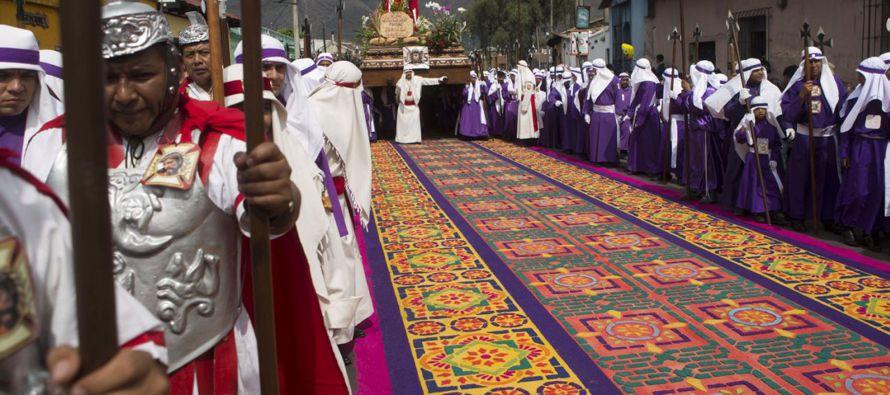 Las festividades de Pascuas arrancan el quinto domingo de la cuaresma, que este año cae el 2 de...