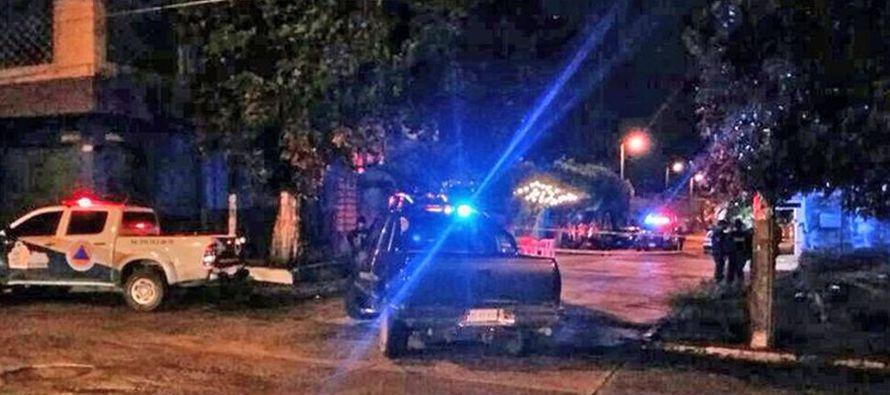 Ricardo Monlui, columnista en varios diarios regionales, fue baleado a bocajarro cuando iba a...