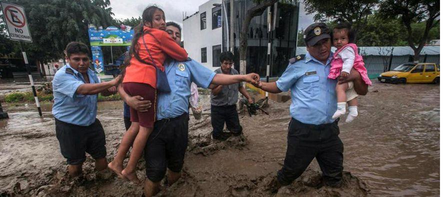 La previsión anuncia lluvias de hasta 30 litros por metro cuadrado diarios entre el martes 21 y el...