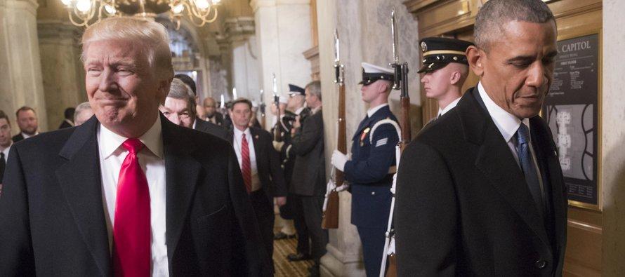 El Departamento de Justicia entregó el pasado viernes un informe a los comités de inteligencia de...