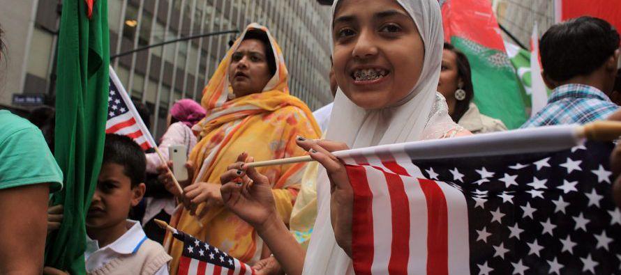 Estadounidenses procedente de Oriente Medio y norte de África podrían aparecer próximamente en el...