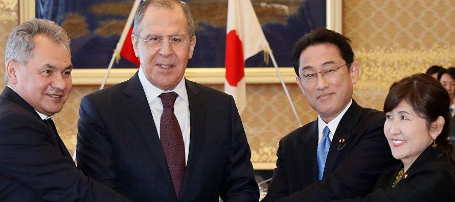 Japón espera que la recuperación de esta formula de diálogo bilateral ayude a crear la atmósfera...