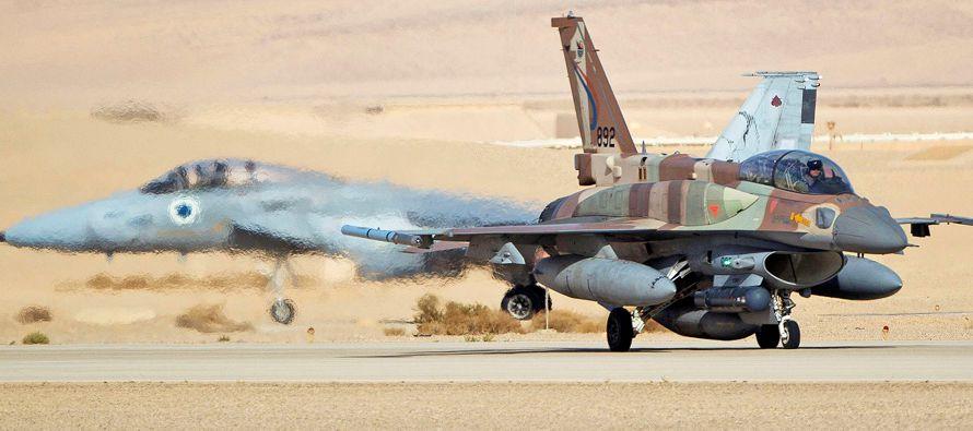 El pasado viernes el cuerpo de Defensa Antiaérea activó el escudo y disparó un misil Arrow 2 para...