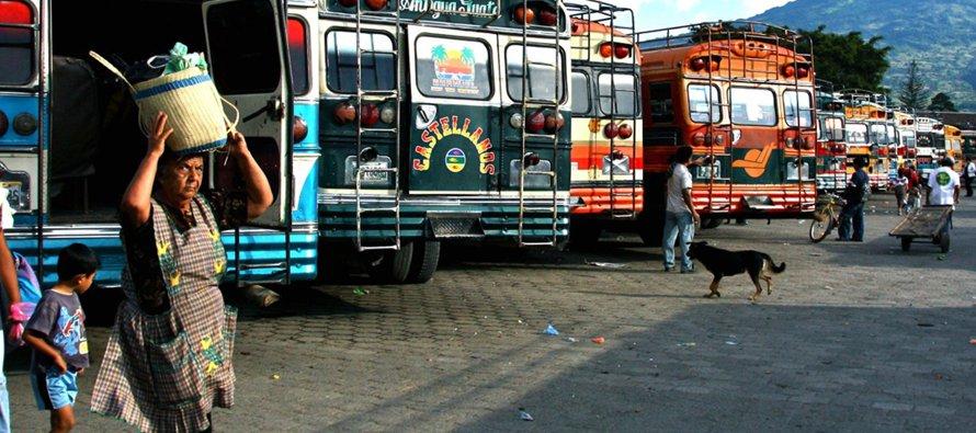 Solicitan al Estado de Guatemala que provea de subsidios al servicio de transporte extraurbano para...
