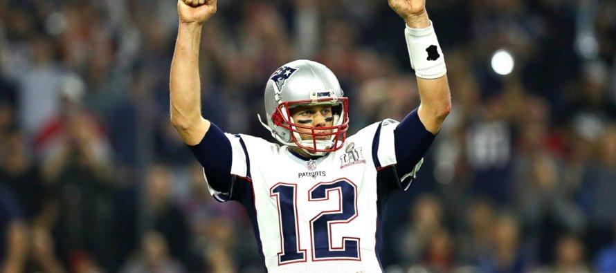 El comunicado de la NFL indicó que también se recuperó la camiseta que Brady usó en el Super Bowl...