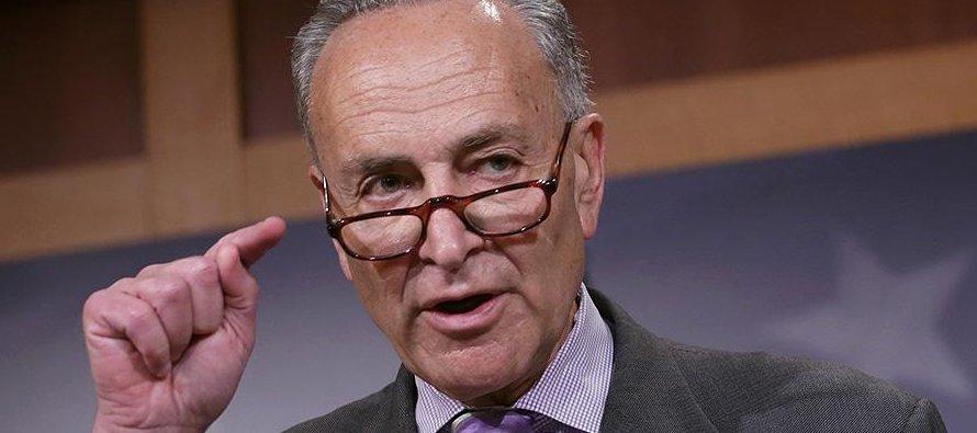 Así lo solicitaron Chuck Schumer, líder de la minoría demócrata en el Senado, y Nancy Pelosi, su...