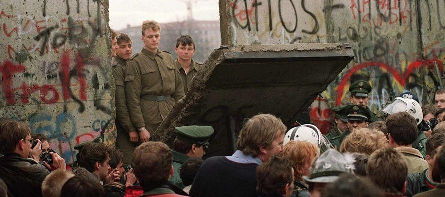 La reunificación alemana: prueba de fuego e impulso de la integración europea