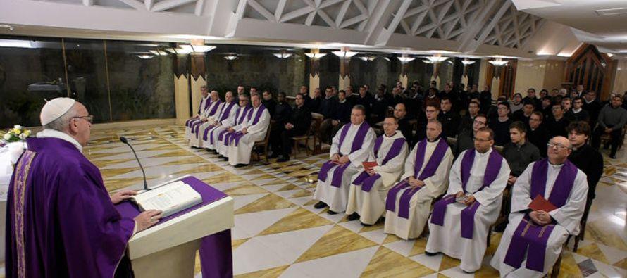 Si el Señor me ha perdonado tanto, ¿quién soy yo para no perdonar?: Papa Francisco