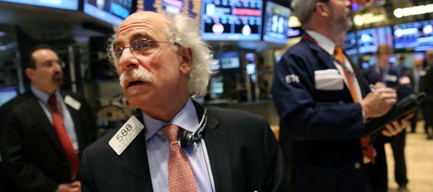 La fiesta de Trump llega a su fin para Wall Street