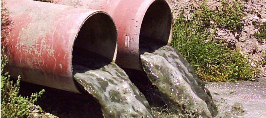 El 80% de las aguas residuales del planeta se vierten sin tratamiento alguno