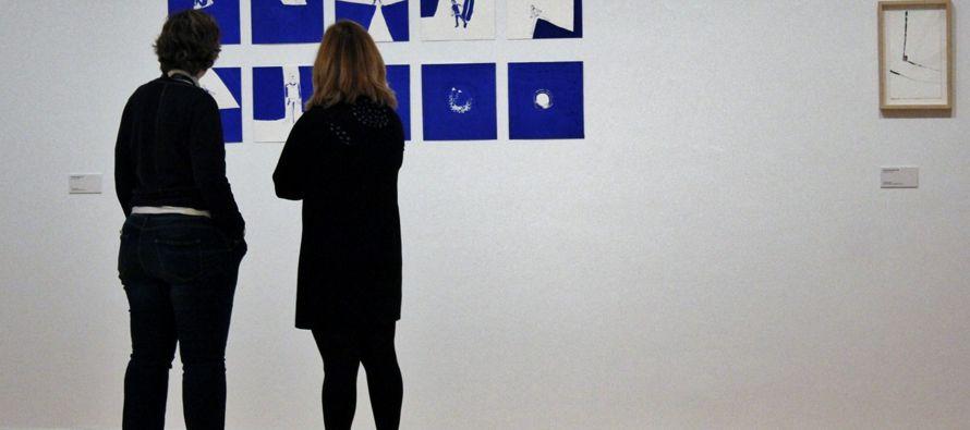 En general, el informe achaca la reducción global del valor de las ventas del mercado de arte,...