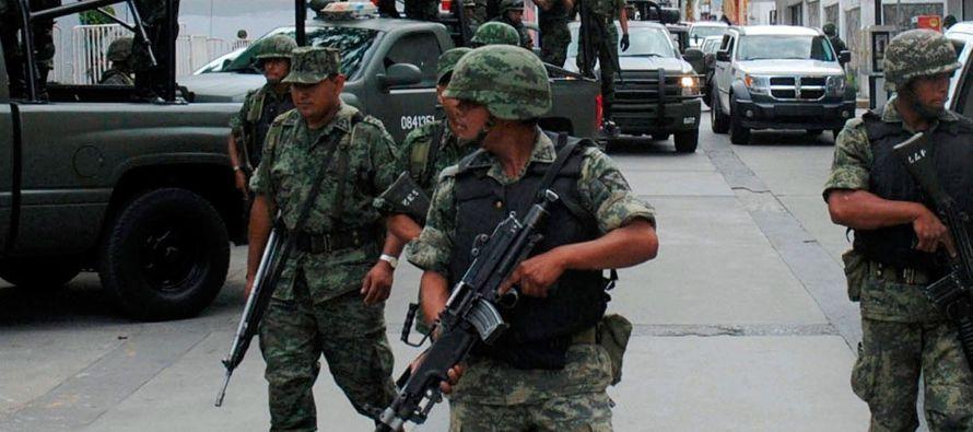 Ejército rechaza señalamientos sobre violaciones a derechos humanos