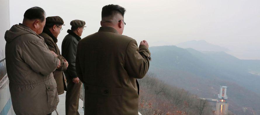 """China expresa """"grave preocupación"""" tras nueva prueba de un misil norcoreano"""