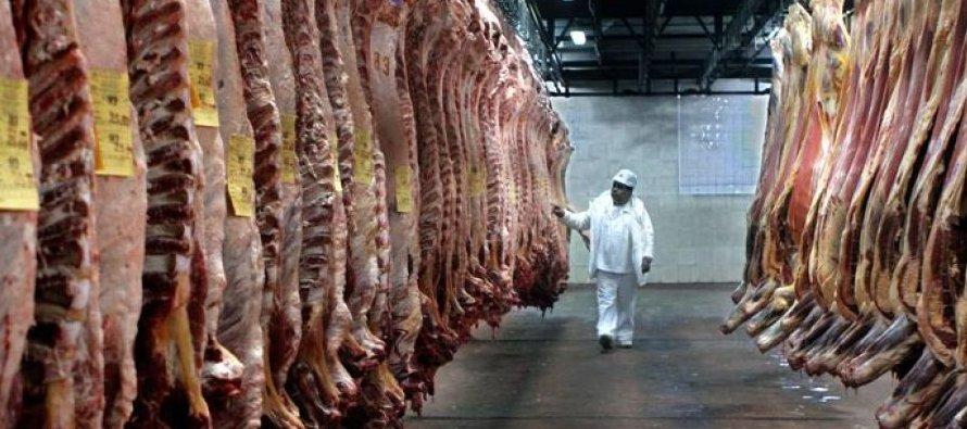 La Unión Europea, China y Chile suspendieron temporalmente algunas importaciones de carne...
