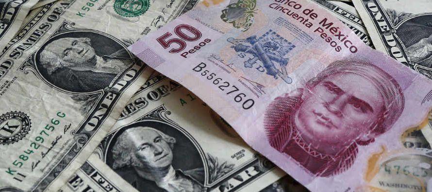 La moneda se ha recuperado en los últimos días ante la percepción de un menor riesgo sobre el...