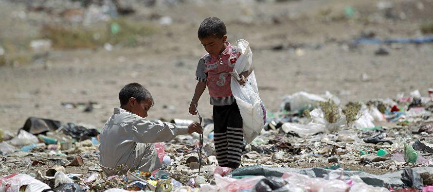 Este domingo se cumplió el segundo aniversario del inicio de la ofensiva militar en Yemen de la...