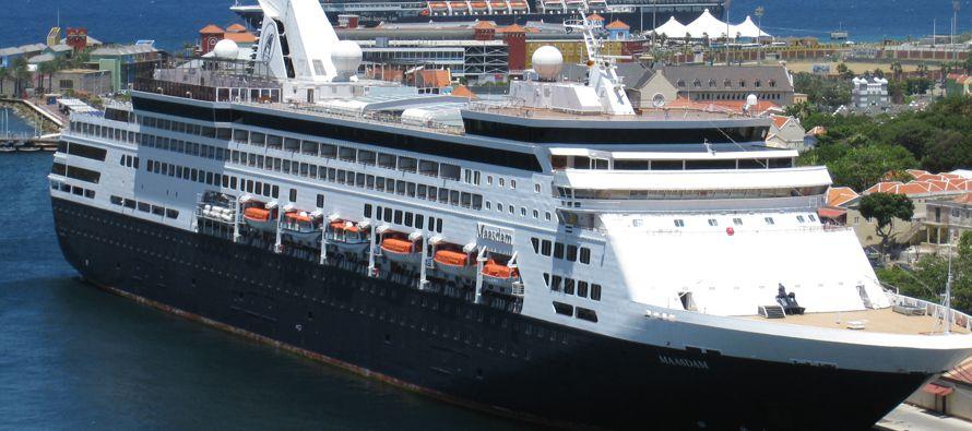 Holland America, con sede en Seattle, indicó por medio de un comunicado que los ocho cruceros que...