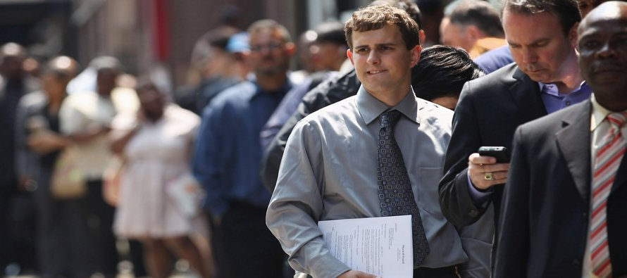 """Yellen reconoce que existen """"bolsas de persistente desempleo"""" en Estados Unidos"""