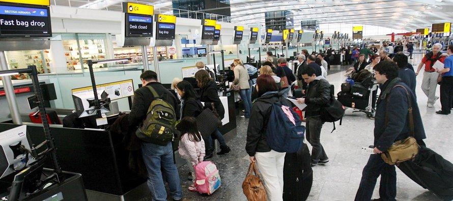 """Veto a portátiles en ciertos vuelos a EU y R.Unido """"no es sostenible"""": IATA"""