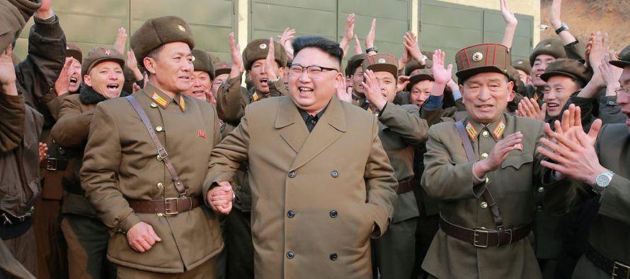 Corea del Norte avanza en los preparativos de test nuclear