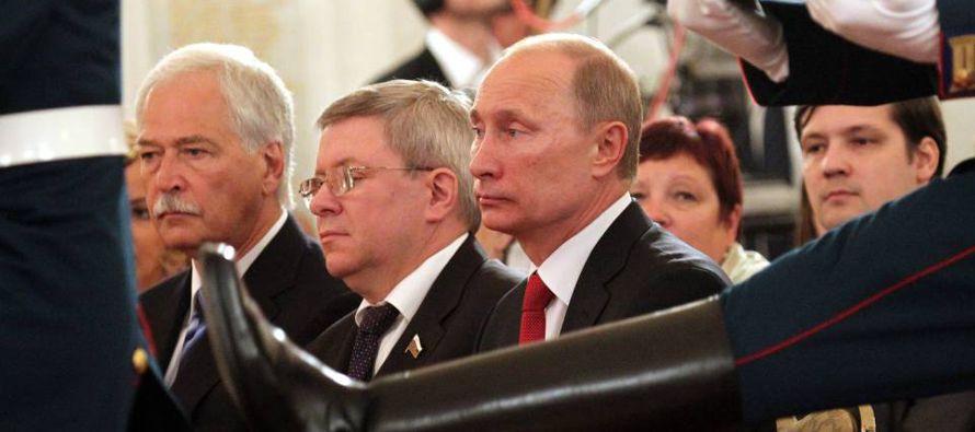 Alexander Torshin, un político y banquero ruso cercano a Putin y a quien la Fiscalía Anticorrupción...