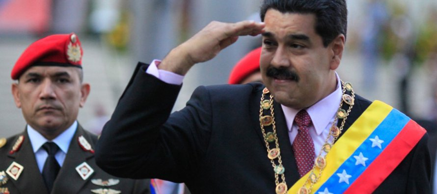 """""""En mi país se dio un golpe de Estado. Maduro agarró el camino de la dictadura. No quiere..."""