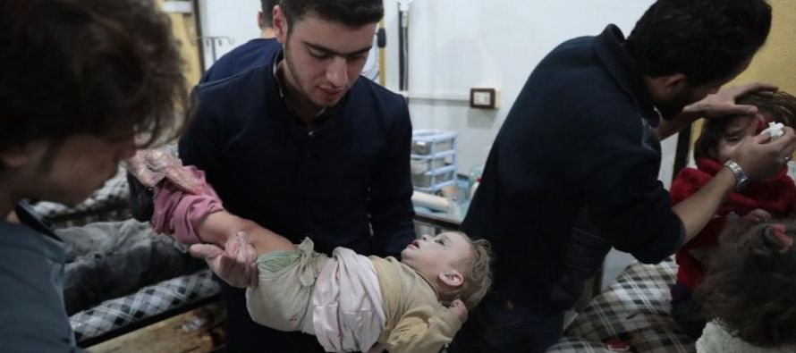 Como ya es costumbre, las disyuntivas que presentan los países que avalan el bombardeo de Estados...