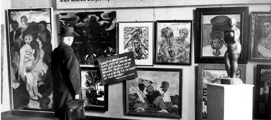 En 1937, los líderes ascendentes del Tercer Reich organizaron dos exposiciones de arte en Múnich....