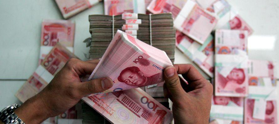 El Gobierno chino aumentó su gasto fiscal un 21 % en el primer trimestre del año con respecto al...