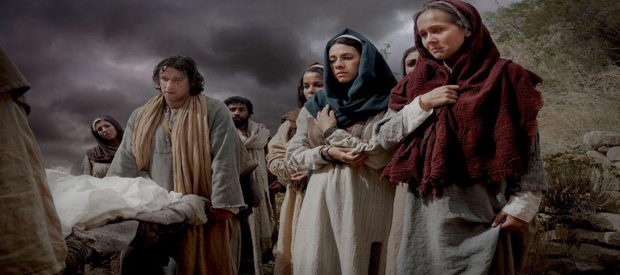 Las reacciones de las mujeres ante la presencia del Señor expresan las actitudes más profundas del...