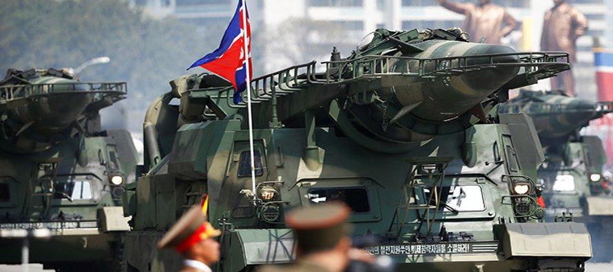 El representante norcoreano ha informado que su país llevará a cabo una nueva prueba nuclear...