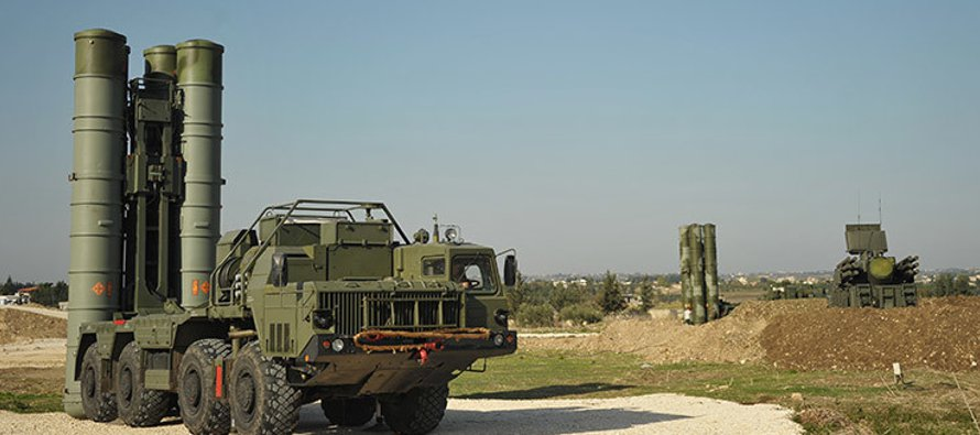 En realidad, los sistemas rusos de defensa antiaérea desplegados en Siria defienden los intereses...
